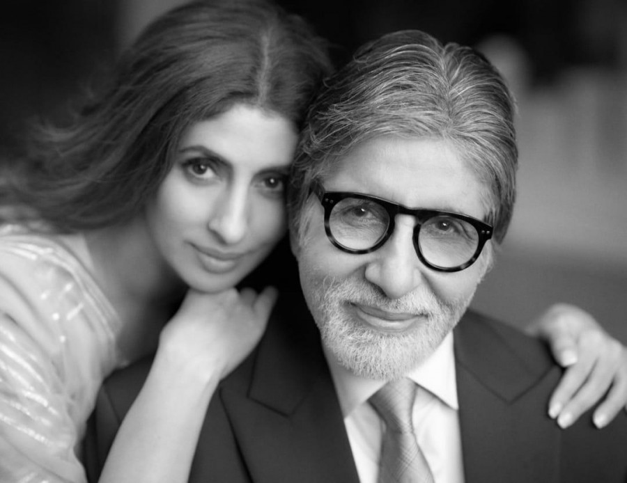 Amitabh Bachchan wonders what is Father's Day, shares a sweet message for daughter Shweta