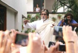 4 bungalows of Amitabh Bachchan's family sealed: BMC official