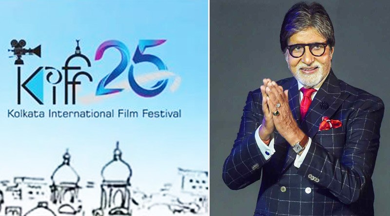 Amitabh Bachchan apologises for his absence from KIFF 2019