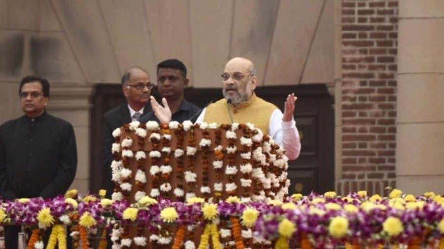 PM Modi closed the gateways of terrorism in the country by revoking Article 370: Amit Shah