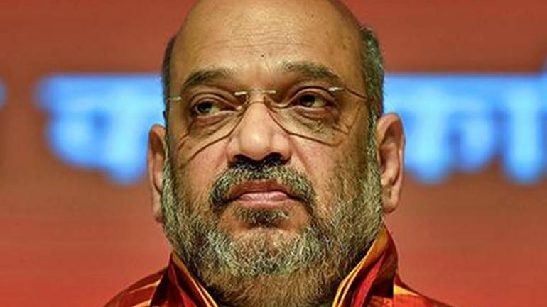 Cyclone Fani forces Amit Shah to cancel public meetings in Jharkhand