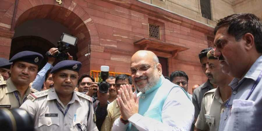 No. 2 stamp clear for Home Minister Amit Shah as he reviews foreign spend
