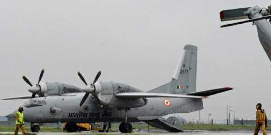 Search for missing AN-32 continues for eighth day