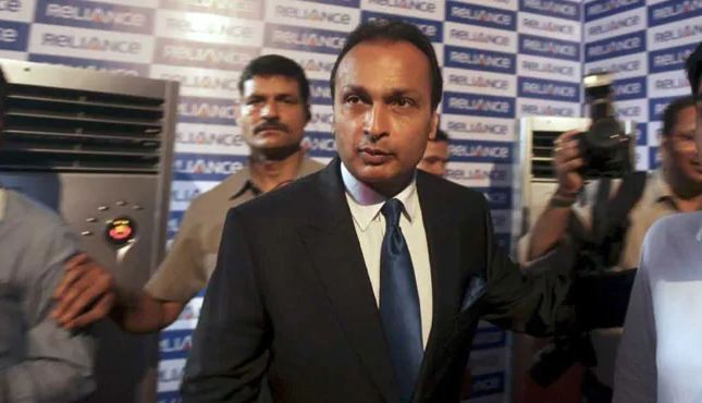 Chinese Banks Demand $2.1 Billion From Embattled Anil Ambani's Firm