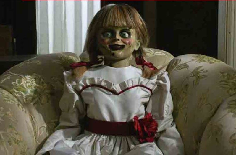 Annabelle Comes Home movie review: All fluff and moody