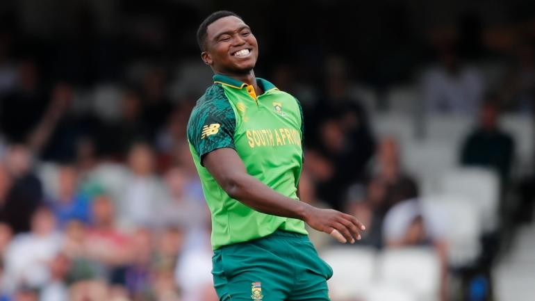World Cup 2019: Ngidi ruled out of South Africa vs India game due to injury
