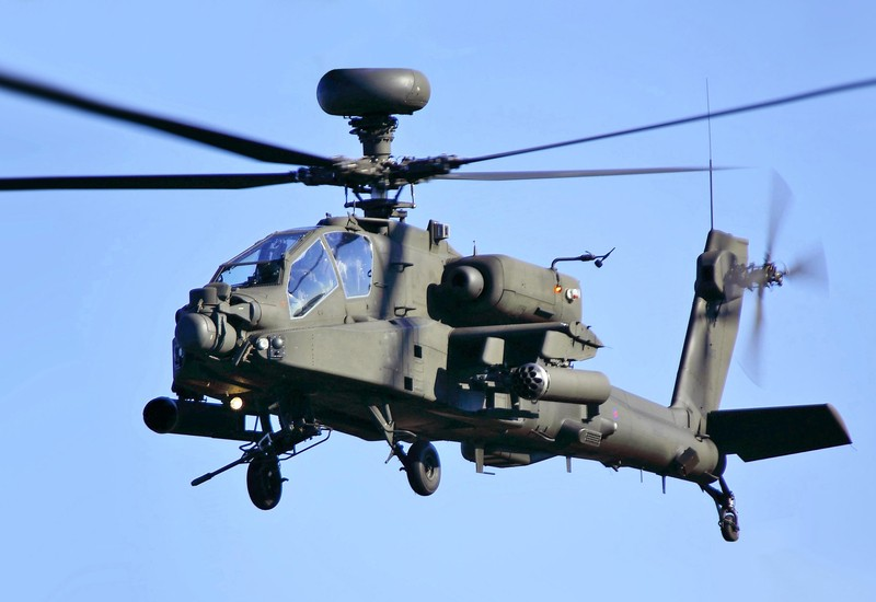 6 Apache attack choppers to be deployed on Pak Border: Army Chief