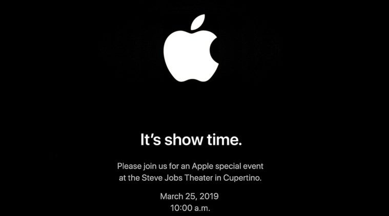 Apple event on March 25, streaming and news services likely to be announced
