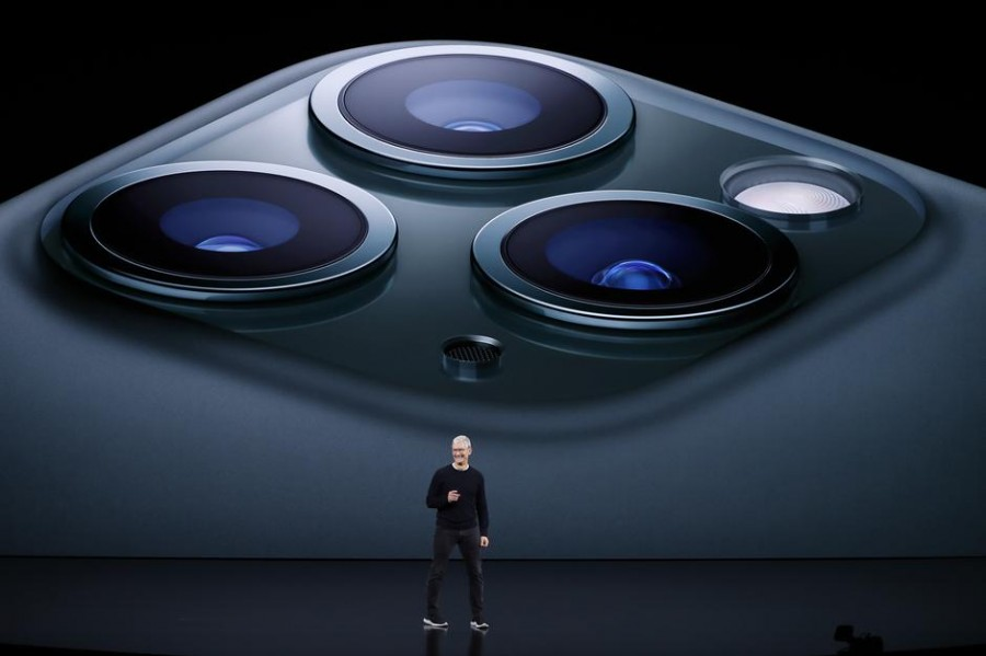 Apple reveals triple-camera iPhone; $5 monthly streaming TV undercuts Disney