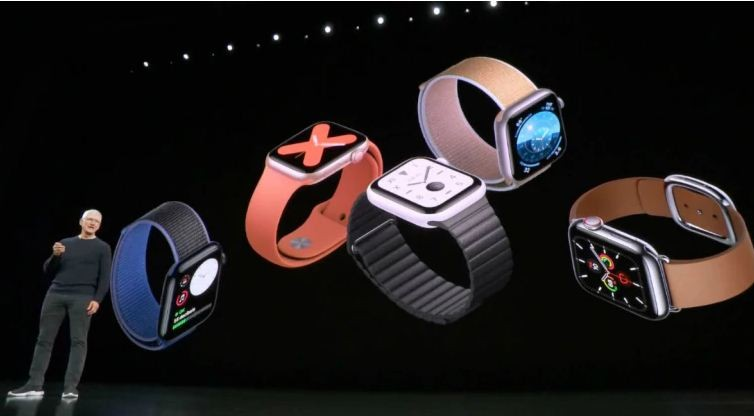 Apple Watch Series 5 launched along with iPhone 11, starts at Rs 40,900