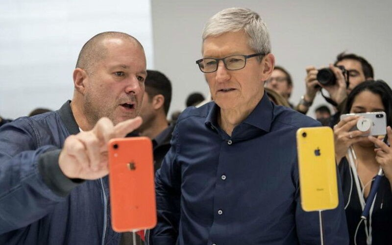 Apple announces departure of chief design officer Jony Ive