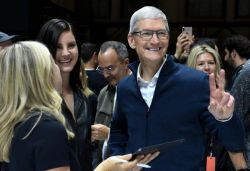 Apple to open its first physical retail store in India in 2021: CEO Tim Cook