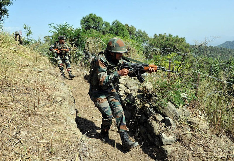 Army jawan martyred in heavy shelling by Pak along LoC in J&K