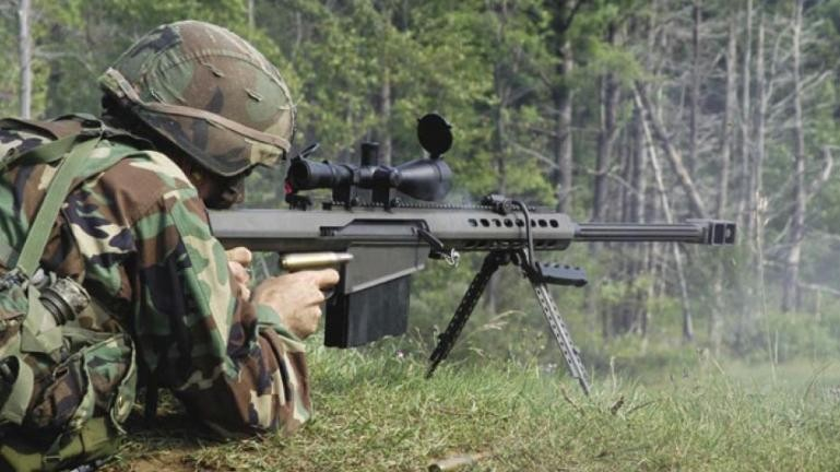 Indian Army targets Pakistan Army with new sniper rifles across Line-of-Control