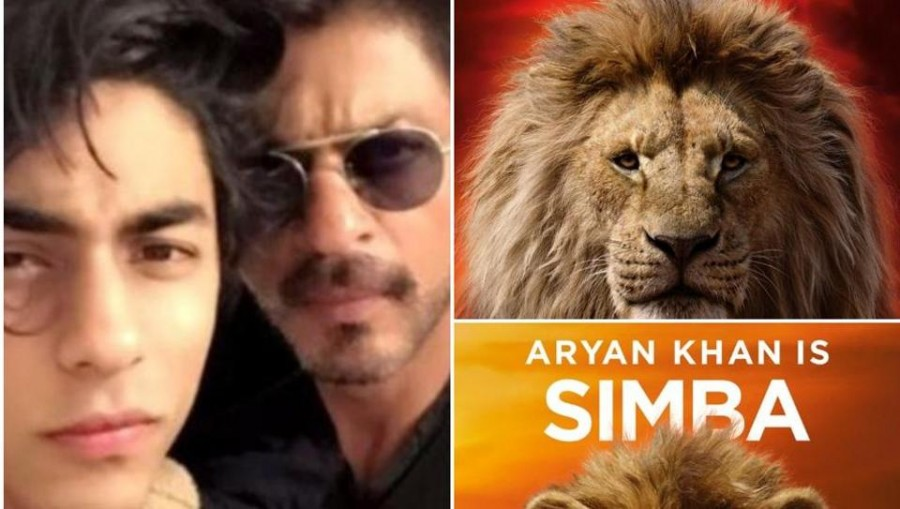 Shah Rukh Khan to voice Mufasa in Hindi version of Lion King, son Aryan Khan to voice Simba