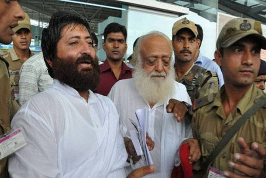 Asaram's son Narayan Sai convicted in rape case, sentencing on April 30