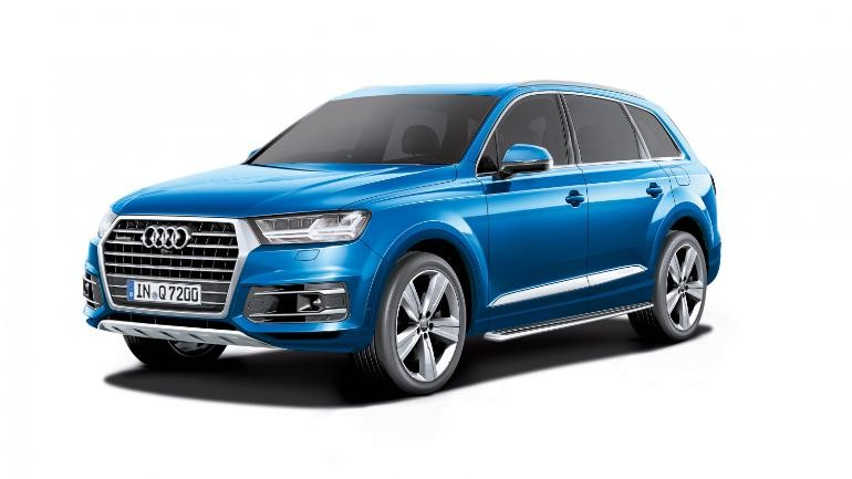 Audi Q7 and Audi A4 Lifestyle Editions launched in India