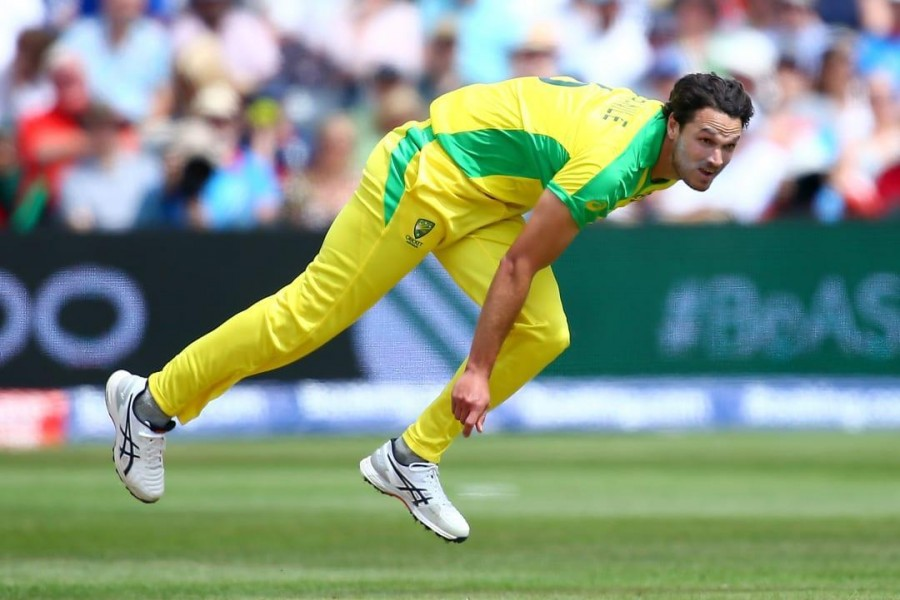 Australia's Coulter-Nile warns Windies about short deliveries