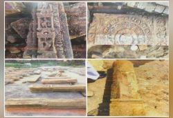 Ancient idols, pillars, Shiva Ling found at Ram temple construction site