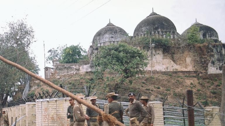Ayodhya case next hearing on February 26, 5-judge Supreme Court will hear title dispute