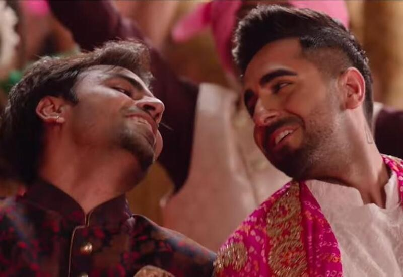 I've kissed a boy in the past, it was during a dare on 'Roadies': Ayushmann