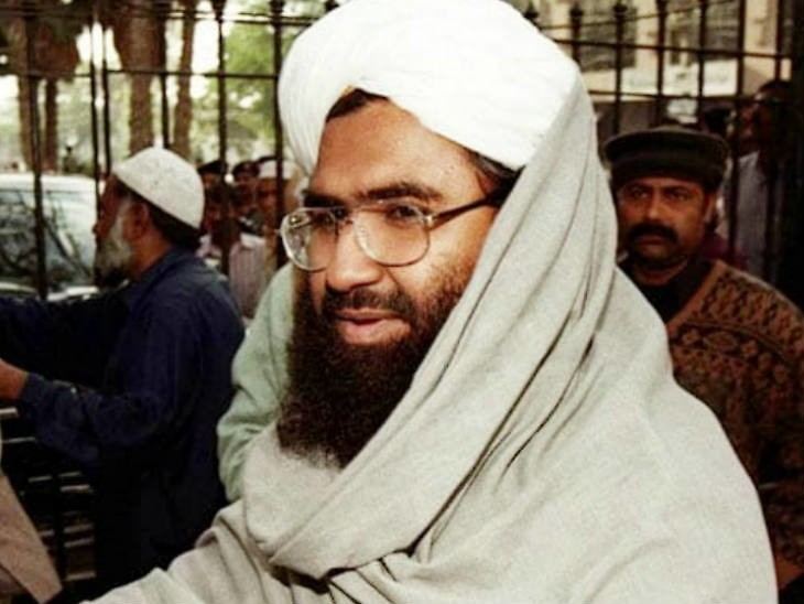 Masood Azhar traveled to UK, Gulf, Africa to collect funds for Kashmiri militants