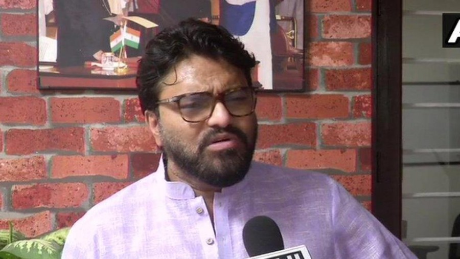 'Will send get well soon cards to Mamata': Babul Supriyo on 'Jai Shri Ram' slogan row