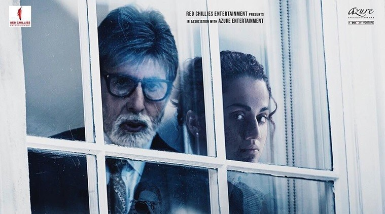 Badla movie review and release : Celebs laud Amitabh-Taapsee film