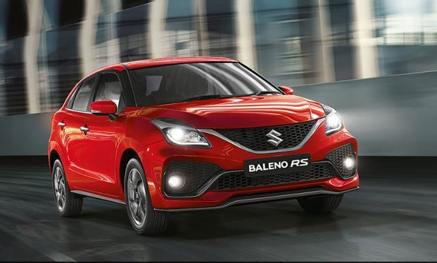 Auto Crisis: Maruti Suzuki reduce Price of Baleno RS By Rs. 1 Lakh