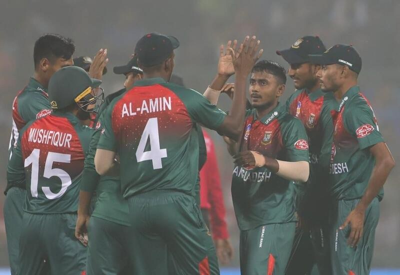 Bangladesh defeat India in a T20I for the first time in history