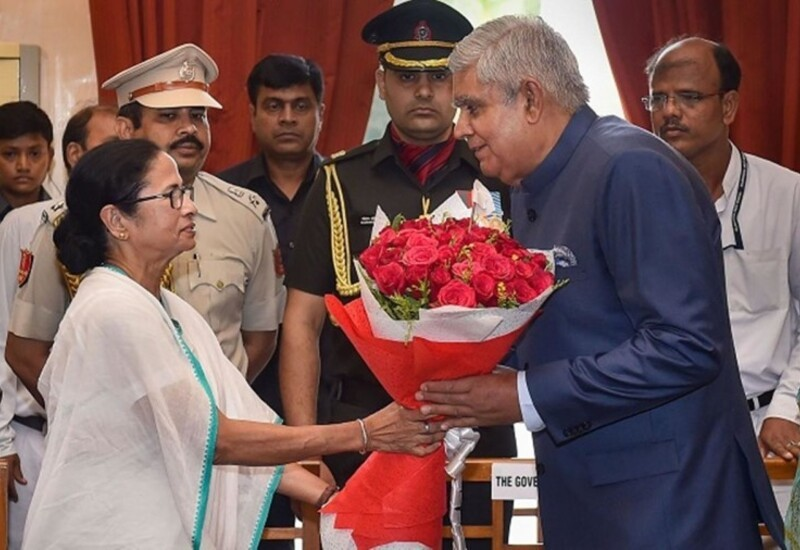 Bengal governor Dhankhar invites CM Mamata Banerjee for 'coffee meeting' amid face-offs