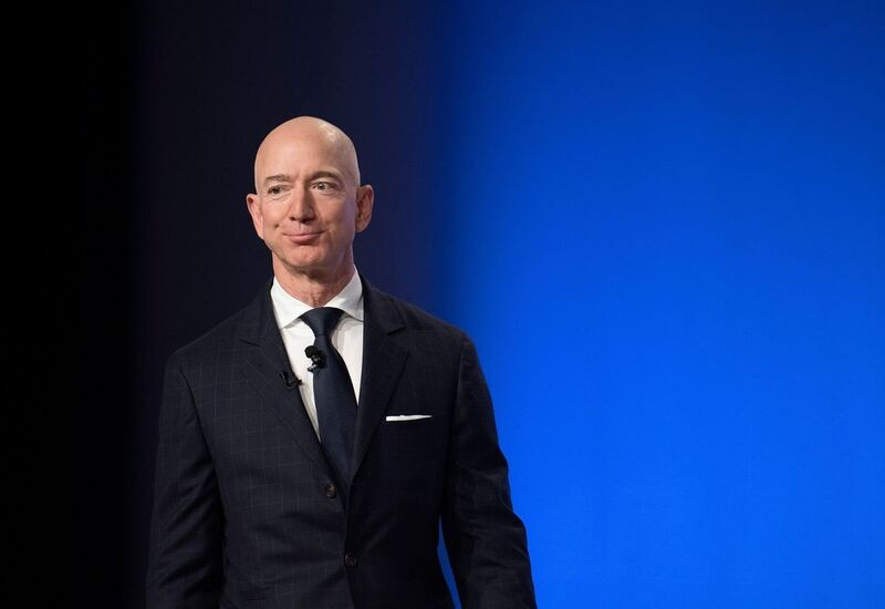 Jeff Bezos loses world's richest man title to Bill Gates
