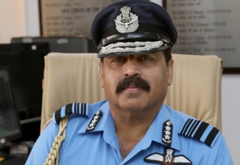 IAF chief was at US military base when sailor opened fire; reported safe
