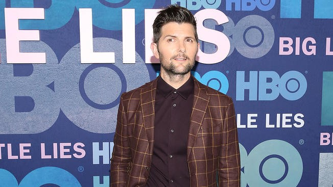 Adam Scott relishes putting women first in Big Little Lies