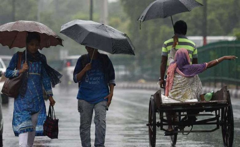 Relief from intense heatwave as monsoon arrives in Bihar, triggers rainfall