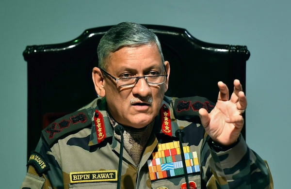 Balakot terror camp reactivated very recently: Army Chief Bipin Rawat