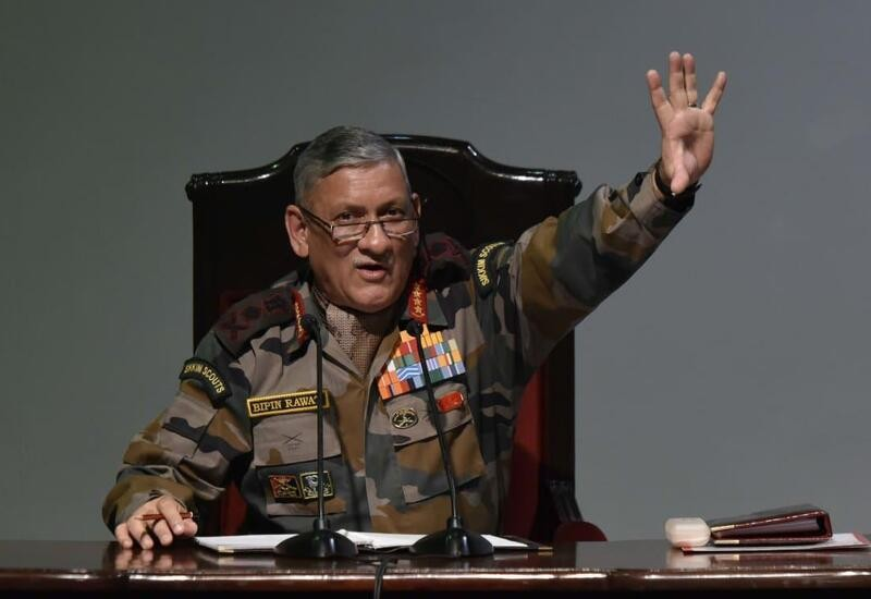 Army chief Bipin Rawat named India's 1st Chief of Defence Staff