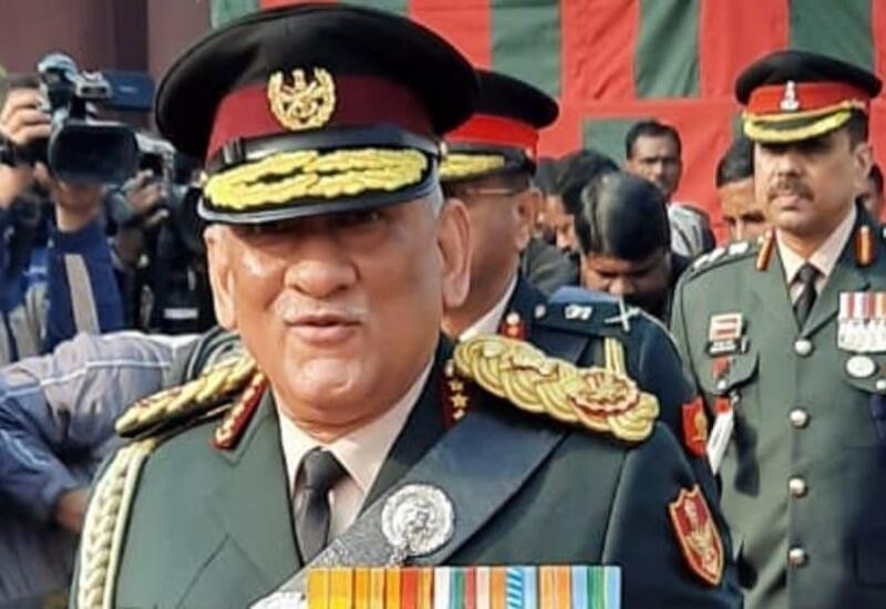 Will work towards a goal where 1+1+1 is 5 or 7, not 3: CDS General Rawat