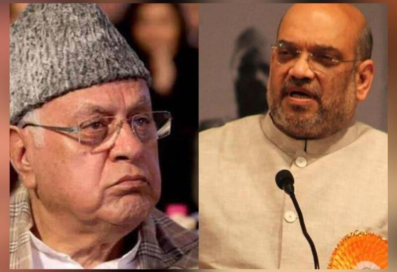 Shah has no role in slapping of PSA against Abdullah: BJP