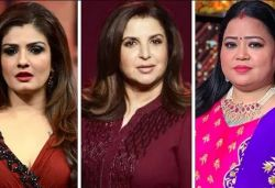 Man seeks arrest of Raveena, Farah and Bharti for hurting sentiments