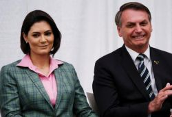 COVID-19 +ve Brazilian Prez Bolsonaro's wife, daughters test -ve