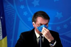 Fast & prayer to free Brazil from this evil coronavirus: Prez Bolsonaro