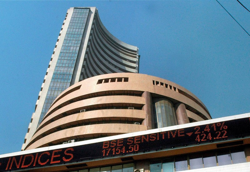 Sensex plummets 1,800 points to 27,000 in opening session; Nifty tanks 442 points to 8,000