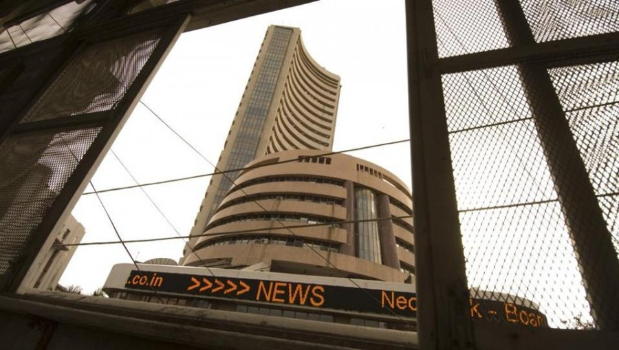 Sensex rise by 1,900 points after Finance Minister announced reduction in corporate tax
