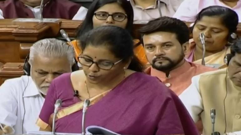 Budget 2019: India to become $3 trillion economy this year, says Sitharaman