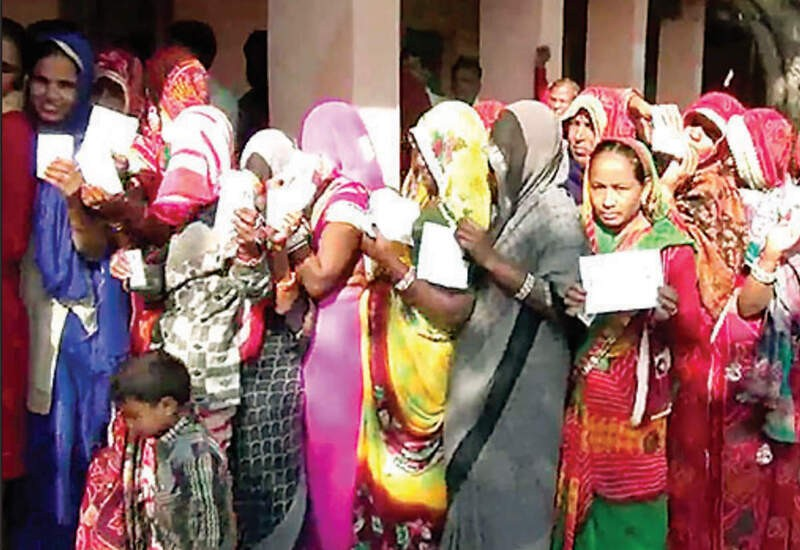 Low turnout for bypolls in Rajasthan's Mandawa and Khinvsar Assembly seats