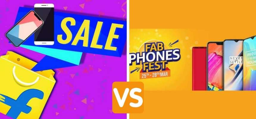 Flipkart-Amazon sale: Here are top deals and offers on smartphones starts from May 04