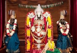 Hyderabad priest demands citizenship for Lord Balaji under CAA