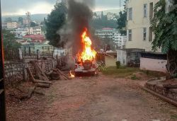 Internet service suspended in 6 districts of Meghalaya after CAA, ILP meeting turned violent, killing 1,