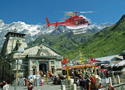 Leisure Hotels Group announces Heli Char Dham Yatra